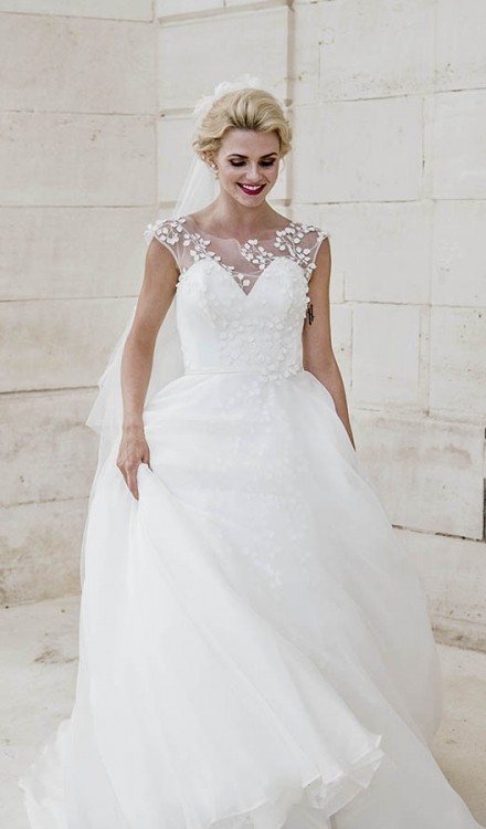 Love's Promise Wedding Dress