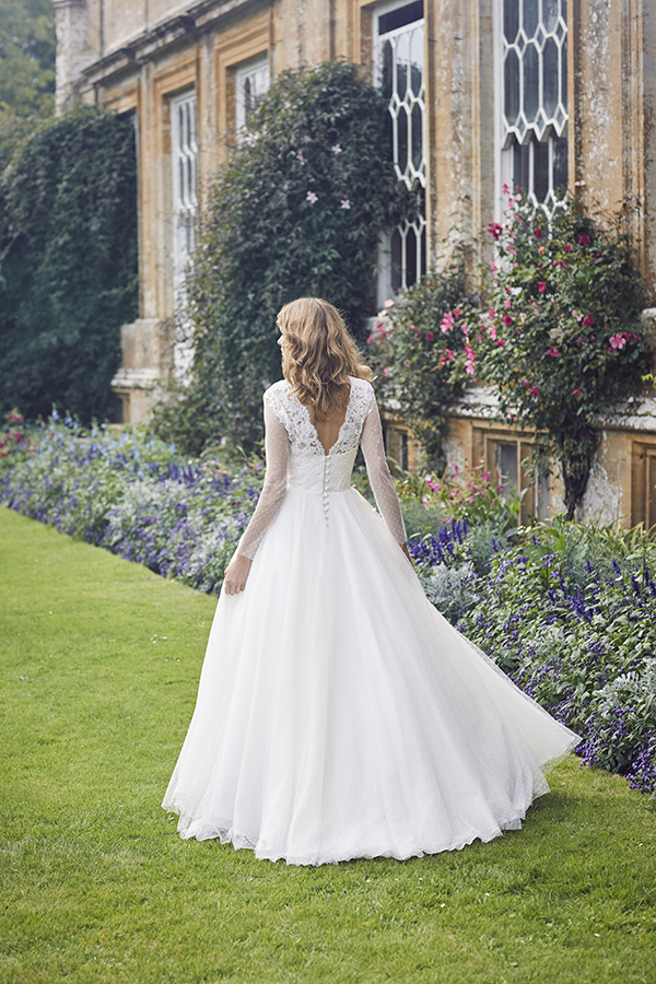 Chartley Wedding Dress