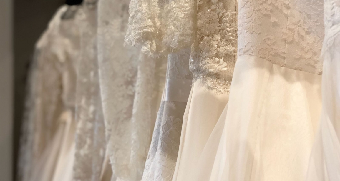 Staffordshire Bridal Sample Sale