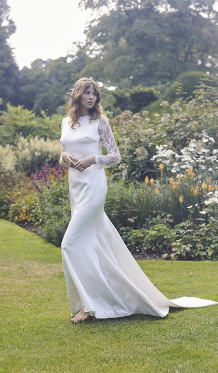 Byrkley Wedding Dress