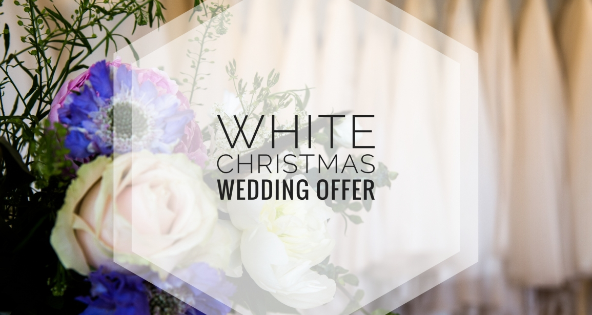 Luxury White Christmas Wedding Offer