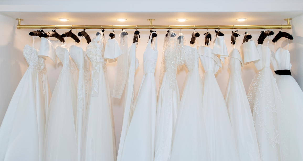 """2020 """"White Blooms"""" Bridal Collection Preview"""