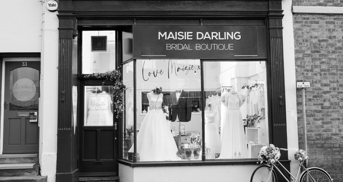 Stockist of the week: Maisie Darling